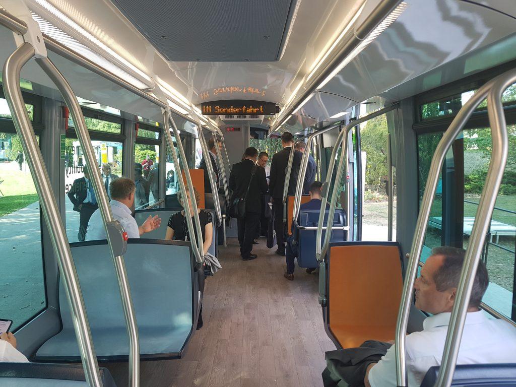 Innenraum Alstom Aptis