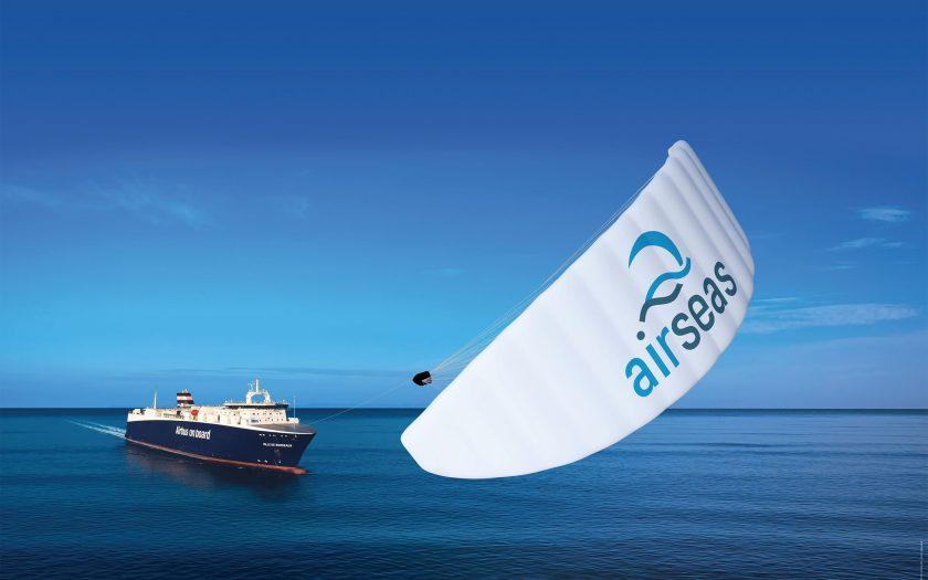 SeaWing - der autonome Gleitschirm für Frachtschiffe